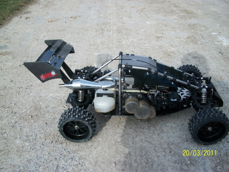 Buggy Carbon Fighter GP 2WD RtR 100_0214