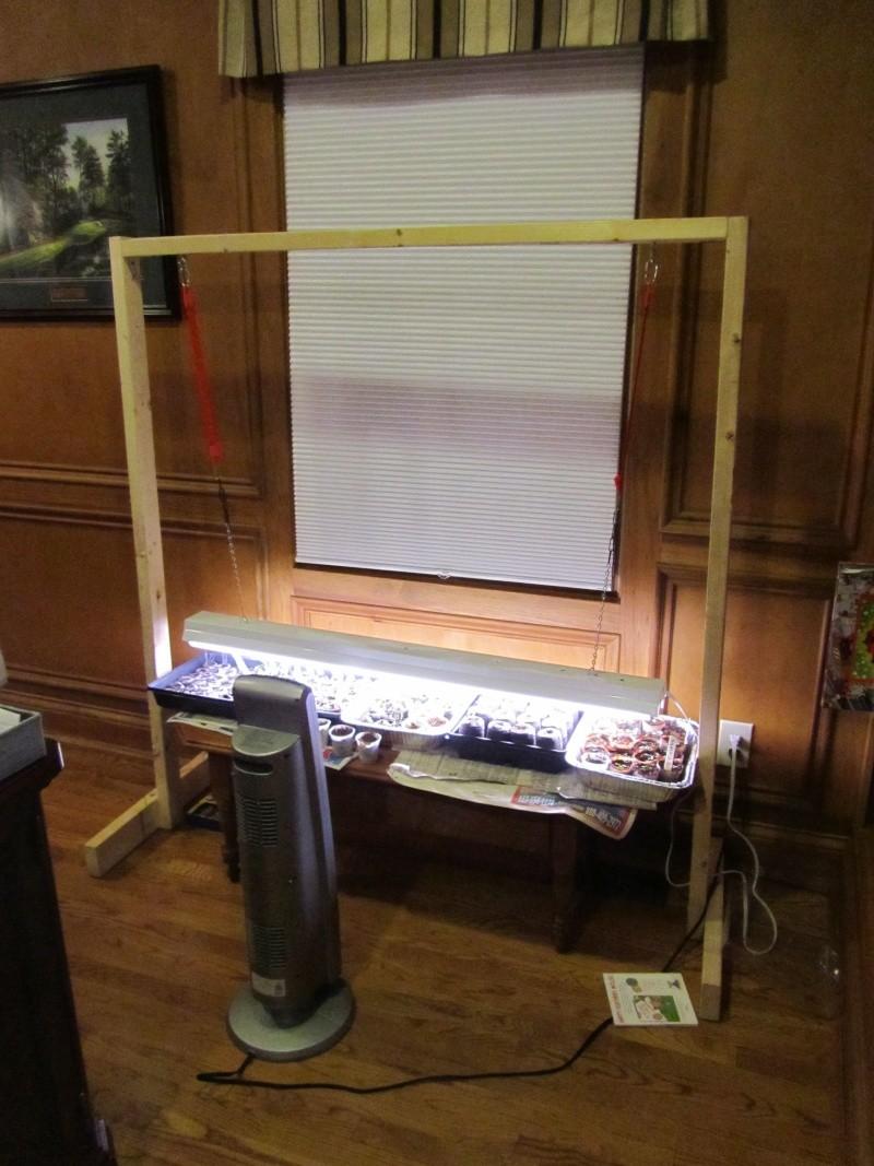 DIY PVC Growlight Stand Img_0414