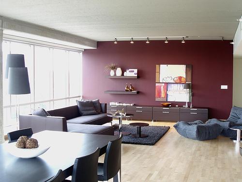 projet Salon, salle a manger et couloir 09012710