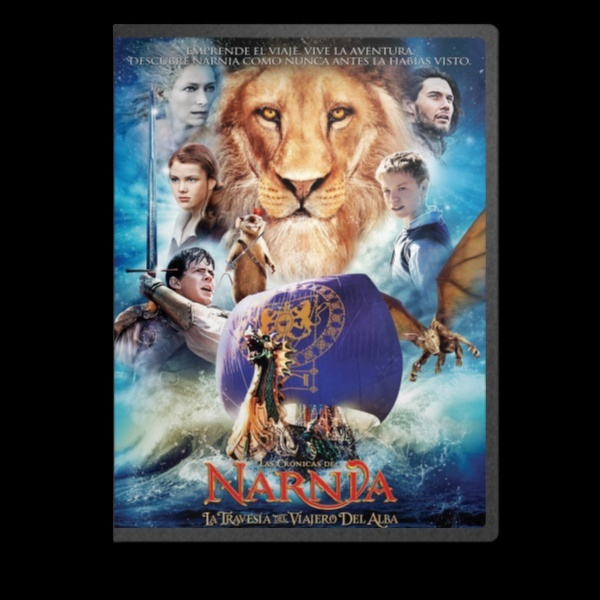 Las Crónicas De Narnia La Travesía Del Viajero Del Alba Narnia16