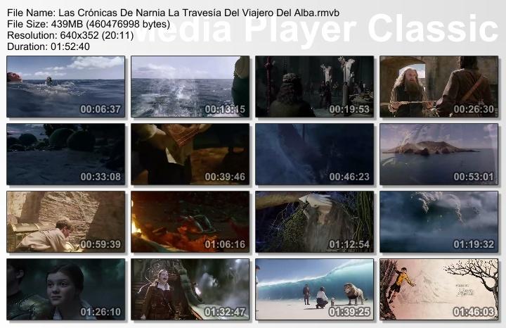 Las Crónicas De Narnia La Travesía Del Viajero Del Alba Thumbs10