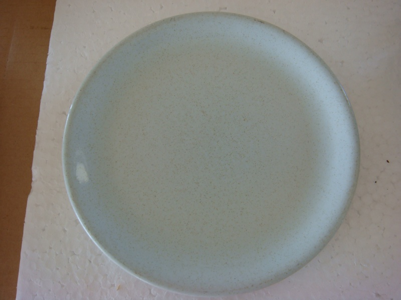 Does anyone recognise this?  It is Speckle Vitrified duck egg blue. ~ Dsc04515