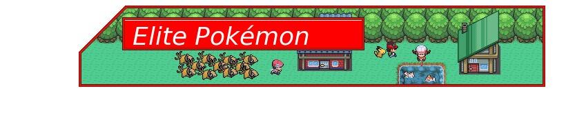 Elite Pokémon