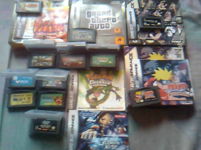 [Selling] GBA Stuffs! Games_10