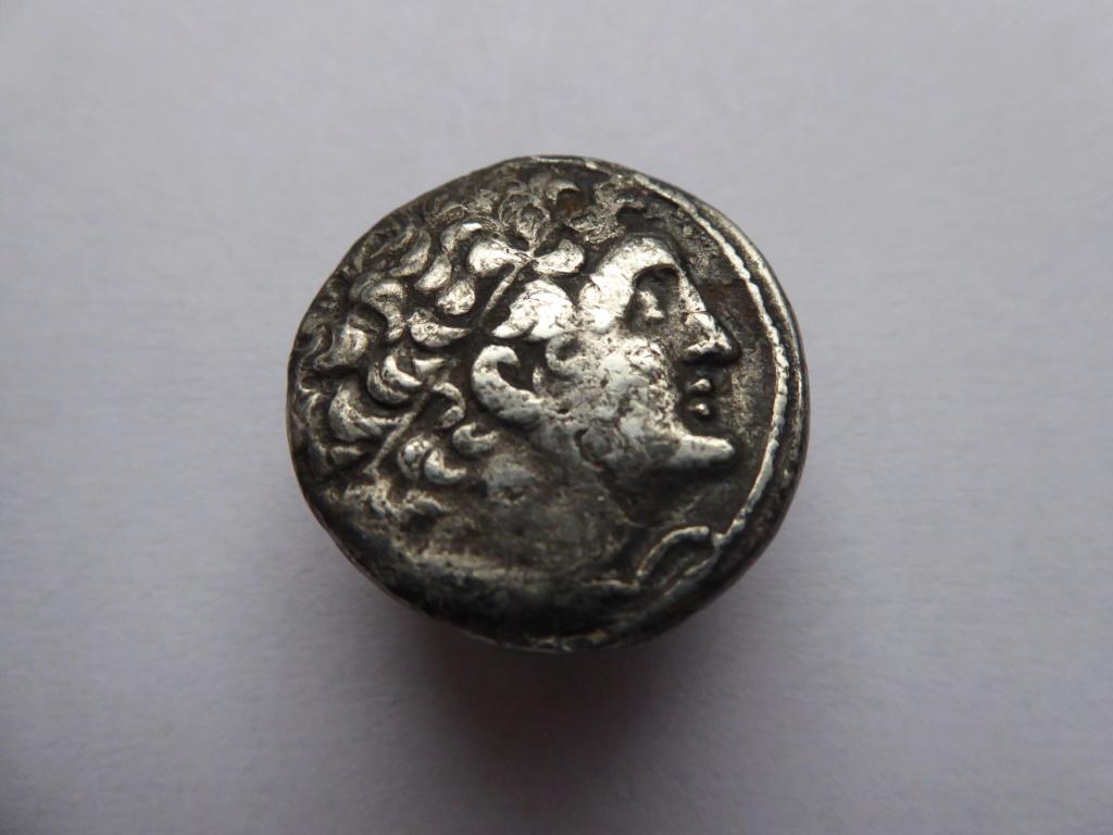 Tétradrachme Ptolémée  P1090110