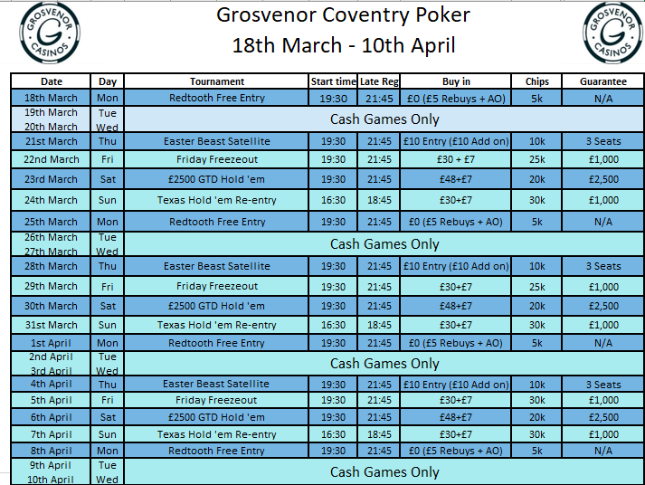 Grosvenor Coventry Schedule to 10th April G_cov10