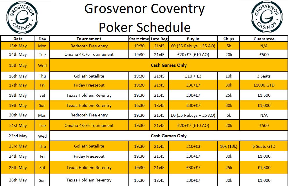 Grosvenor Coventry Schedule G_cov11