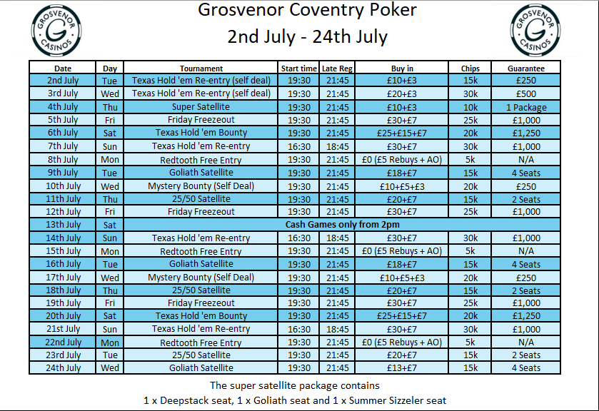 Grosvenor Coventry Schedule to 24th July G_cov13