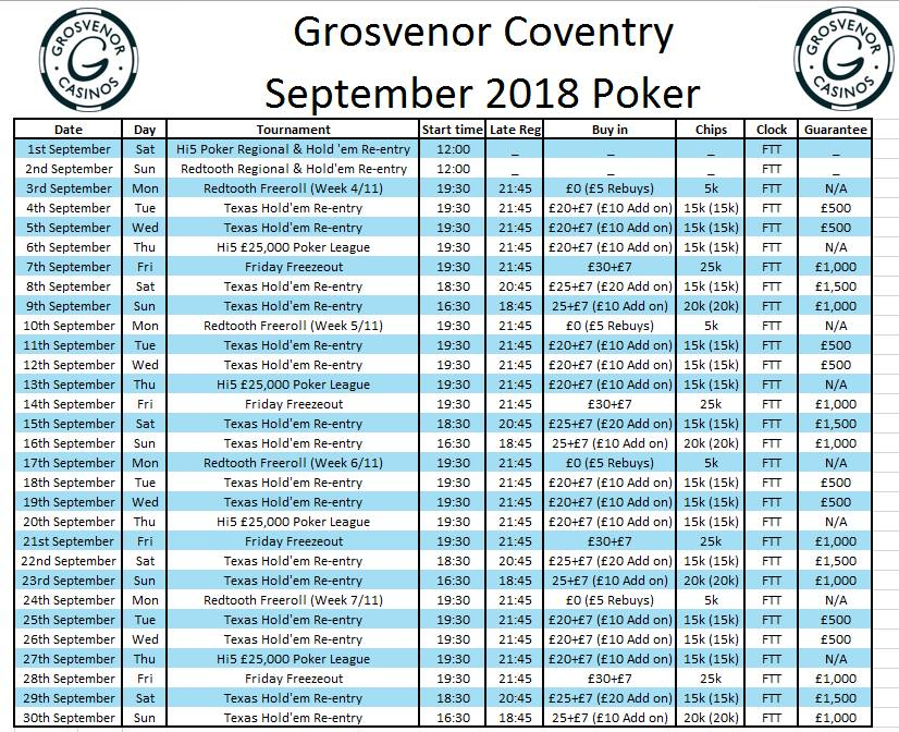 Grosvenor Coventry September Schedule Grove_10