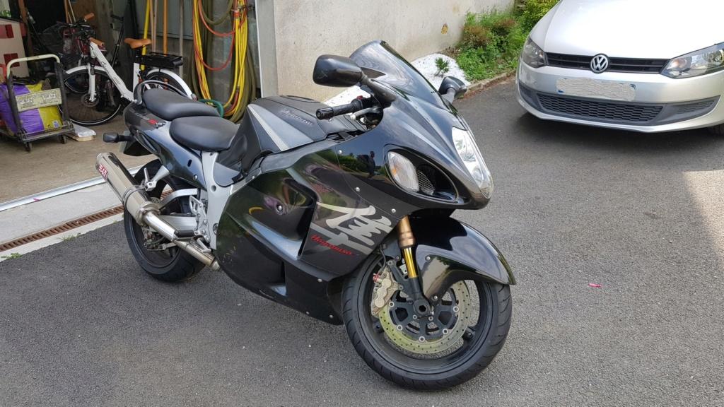 Vends K6  Moto_110