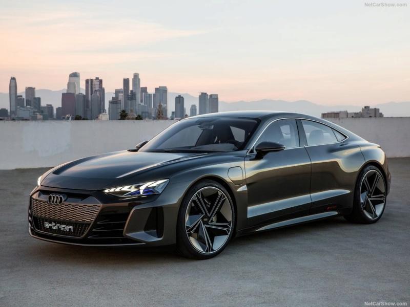 2021 - [Audi] E-Tron GT Audi-e10