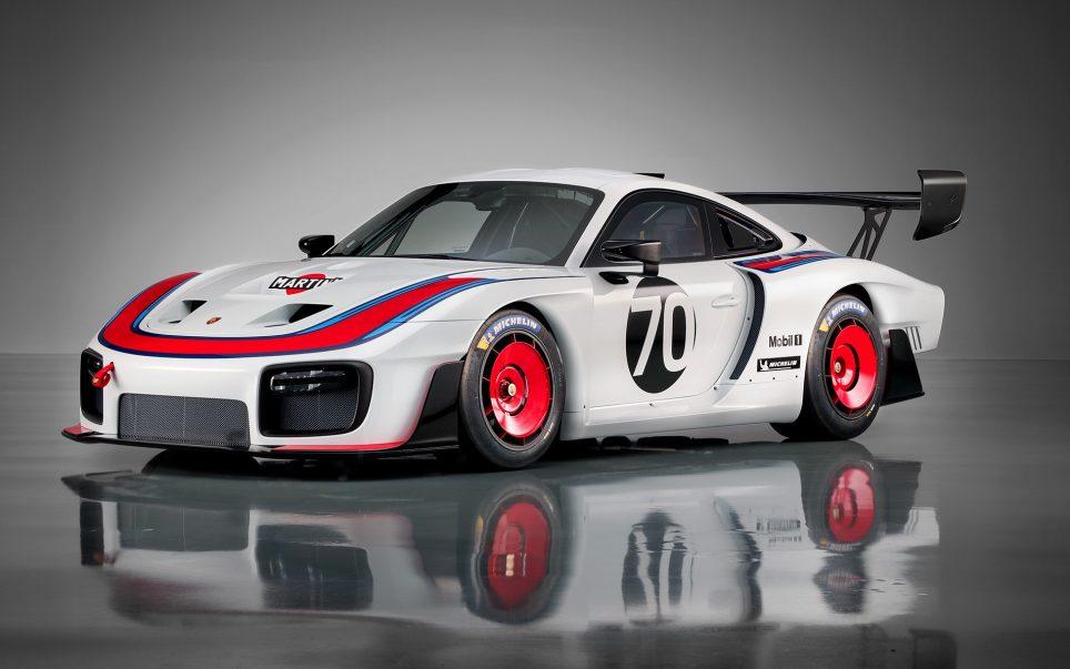 2018 - [Porsche] 935 La-car10