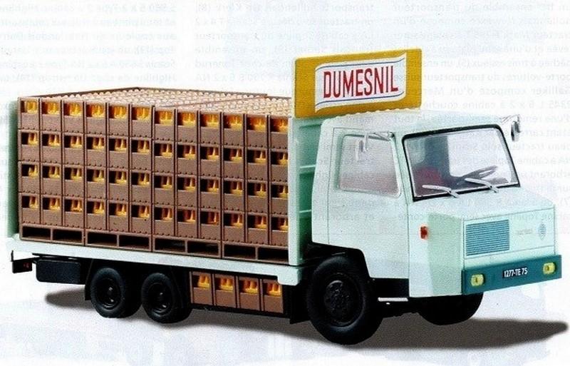 N°30 Berliet Tekel transport de boisson 1966 50115410