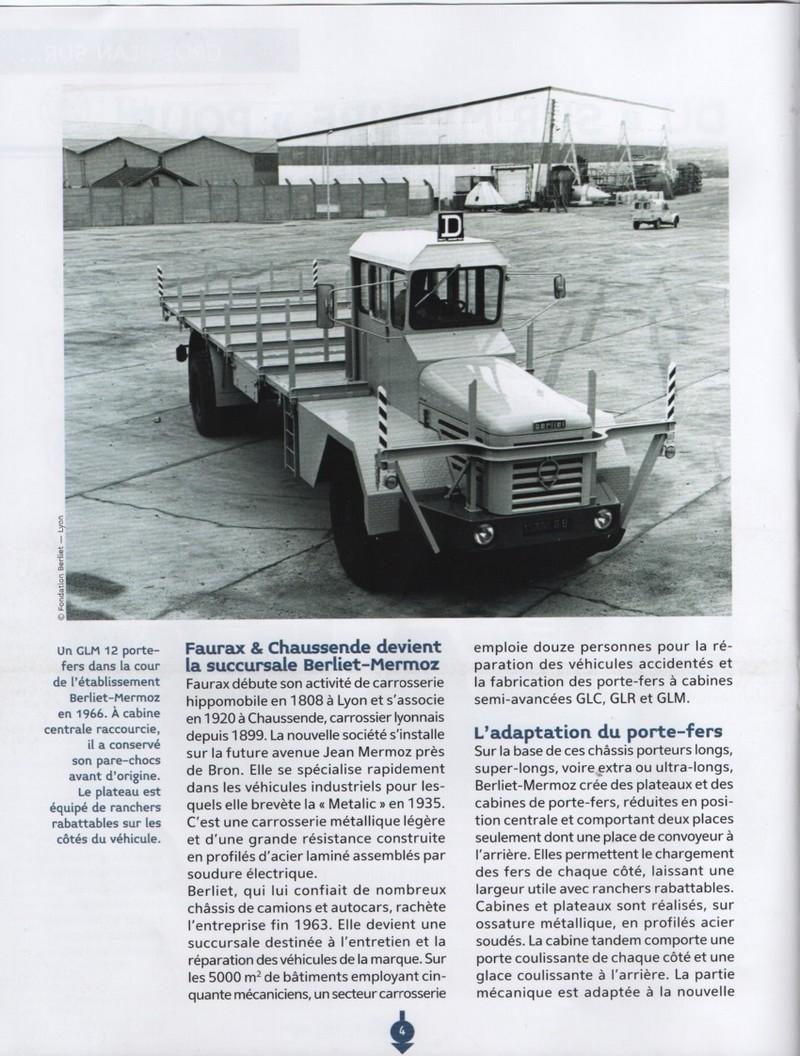 N°17- Berliet GLR 10 M3 Porte-fer 1965 /1980   Berlie11