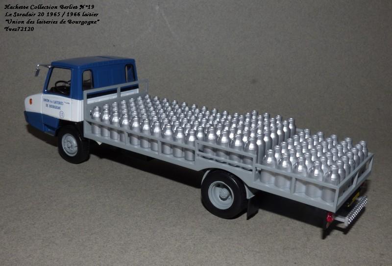 N°19 Berliet Stradair 20 laitier Hache154