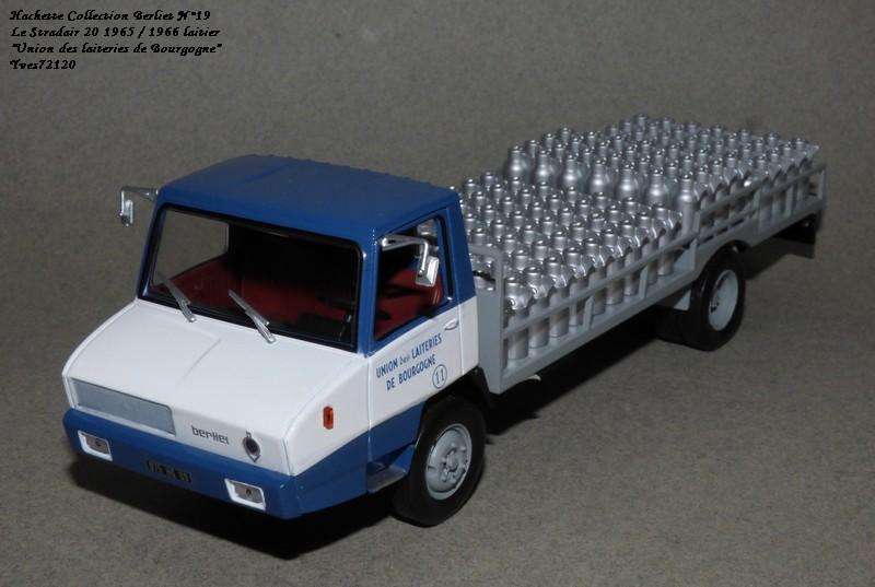 N°19 Berliet Stradair 20 laitier Hache155