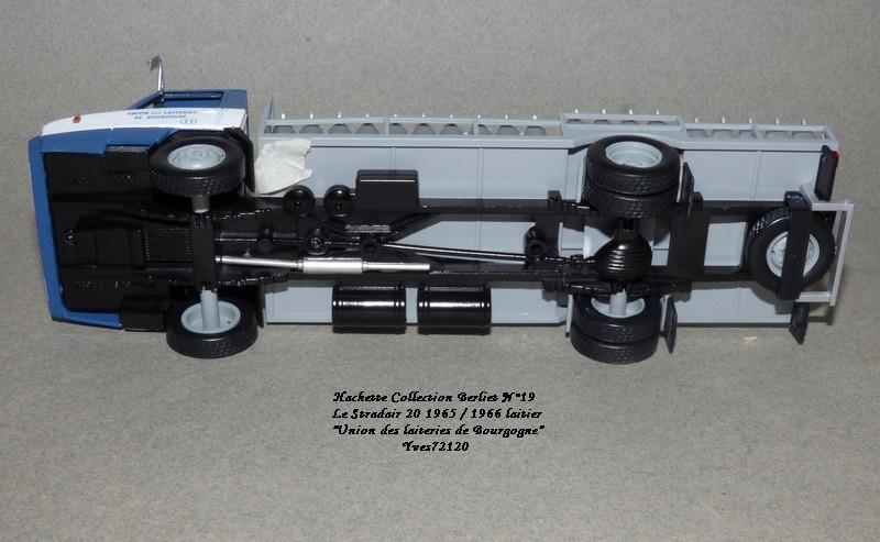 N°19 Berliet Stradair 20 laitier Hache156