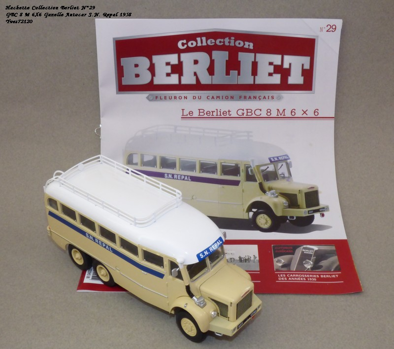 N°29 Berliet GBC 8M 6x6  - Page 2 Hache227