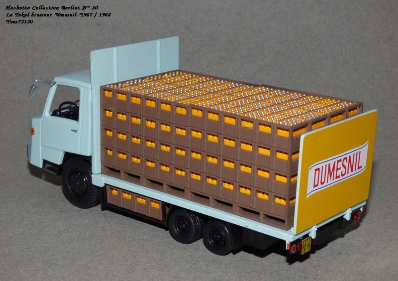 N°30 Berliet Tekel transport de boisson 1966 Hache236