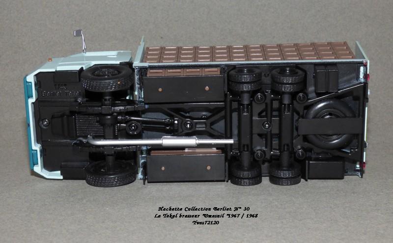 N°30 Berliet Tekel transport de boisson 1966 Hache238