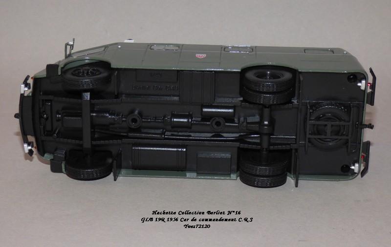N°16- Berliet GLB R 19 Aérazur Car de commandement C.R.S Hachet62