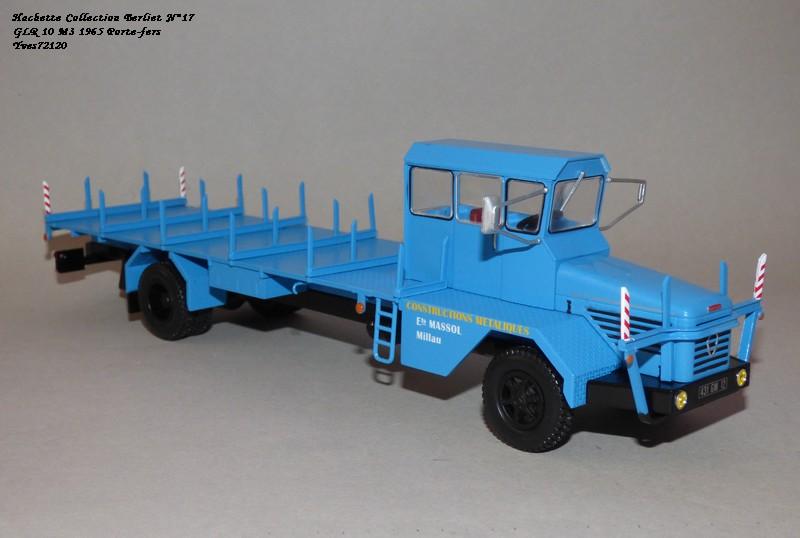 N°17- Berliet GLR 10 M3 Porte-fer 1965 /1980   Hachet63