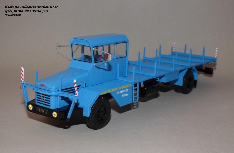 N°17- Berliet GLR 10 M3 Porte-fer 1965 /1980   Hachet66