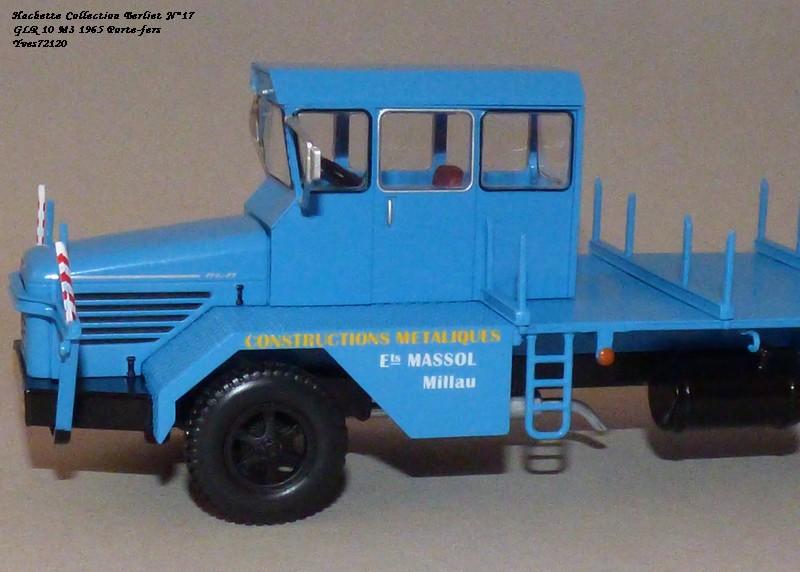 N°17- Berliet GLR 10 M3 Porte-fer 1965 /1980   Hachet68