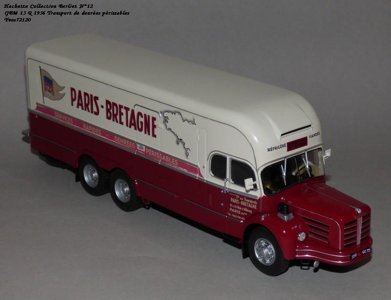 N°12- Berliet GBM 15 R Transport de denrées périssables - Page 2 Hachet88