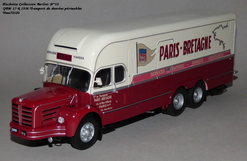 N°12- Berliet GBM 15 R Transport de denrées périssables - Page 2 Hachet91