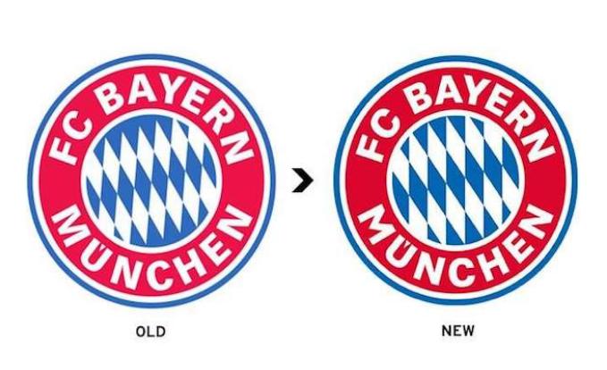 les logos du Bayern  110