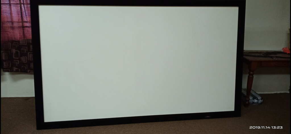 Cyrus 106 inch Projector screen Screen13