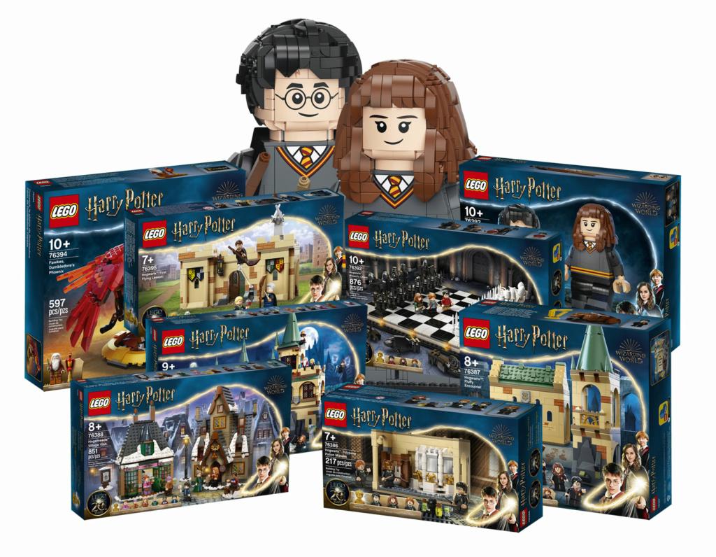 Harry Potter - Livres de collection et produits dérivés - Page 29 Lego-h11