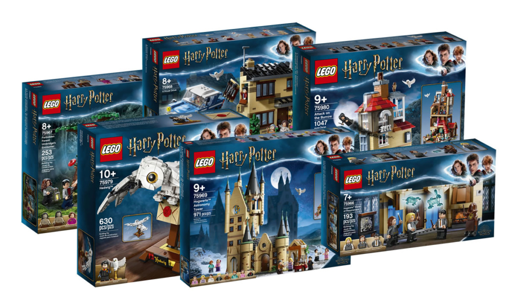 Harry Potter - Livres de collection et produits dérivés - Page 27 New-le11