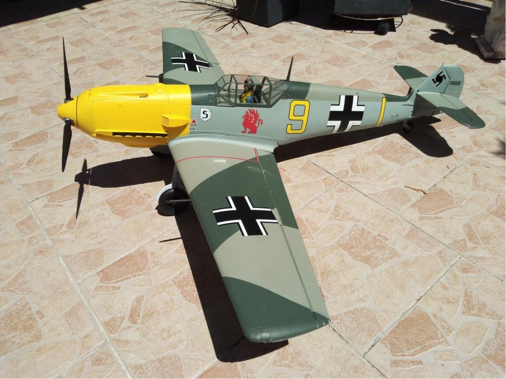 Durafly - Messerschmit Bf 109 E Forumb10