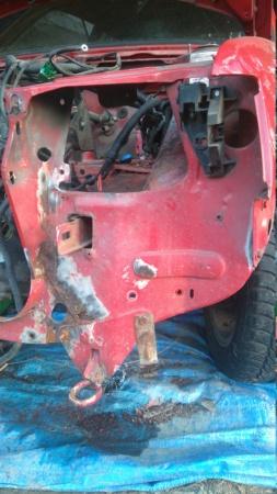 [HarikenRed]  205 GTI 1L9 - Rouge - 1992 (Restauration 100%) 12_ail10