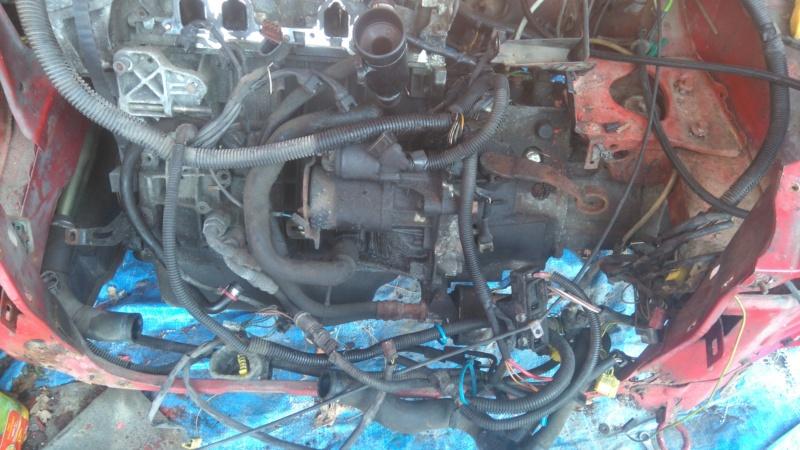 [HarikenRed]  205 GTI 1L9 - Rouge - 1992 (Restauration 100%) 13_mot10
