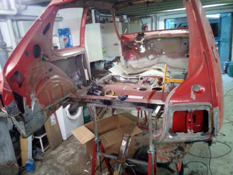 [HarikenRed]  205 GTI 1L9 - Rouge - 1992 (Restauration 100%) 42_dec10