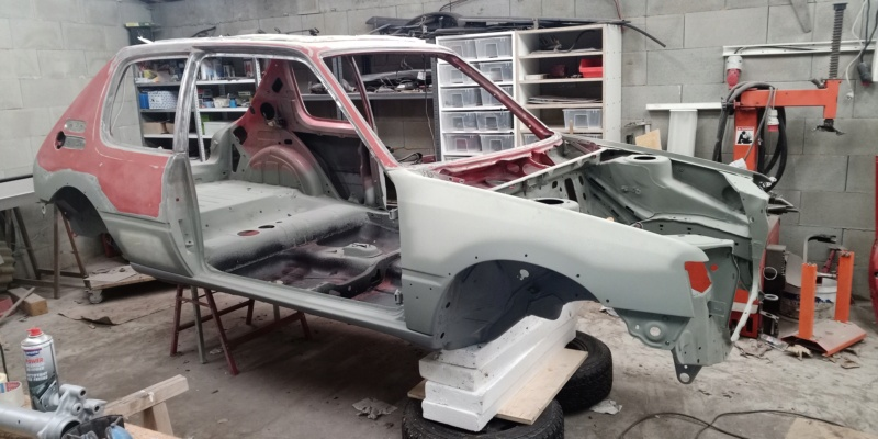 [HarikenRed]  205 GTI 1L9 - Rouge - 1992 (Restauration 100%) 52_pon10