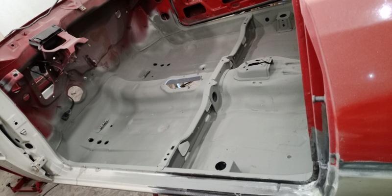 [HarikenRed]  205 GTI 1L9 - Rouge - 1992 (Restauration 100%) 53_vue10