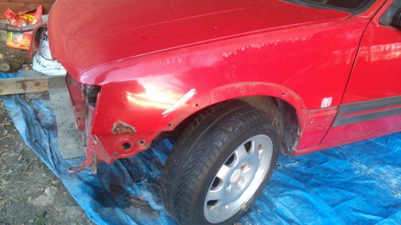 [HarikenRed]  205 GTI 1L9 - Rouge - 1992 (Restauration 100%) 5_aile10