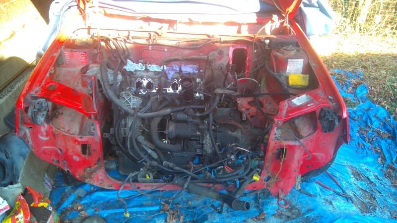 [HarikenRed]  205 GTI 1L9 - Rouge - 1992 (Restauration 100%) 8_deso10