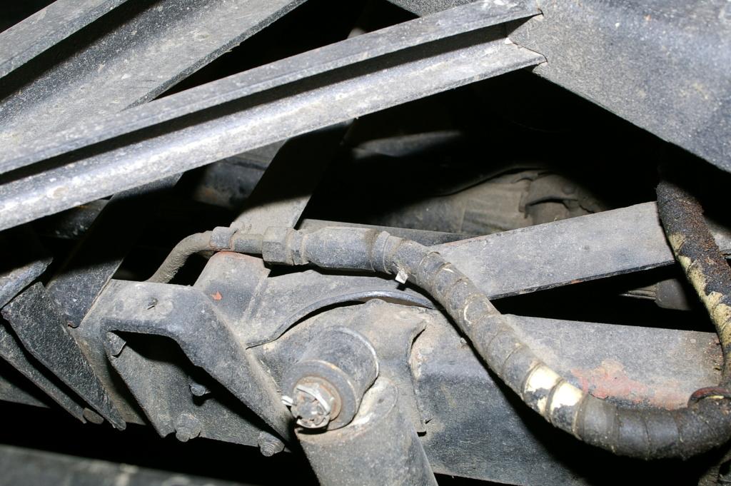 tuyaux rigide d'huile hydraulique  F_igp910
