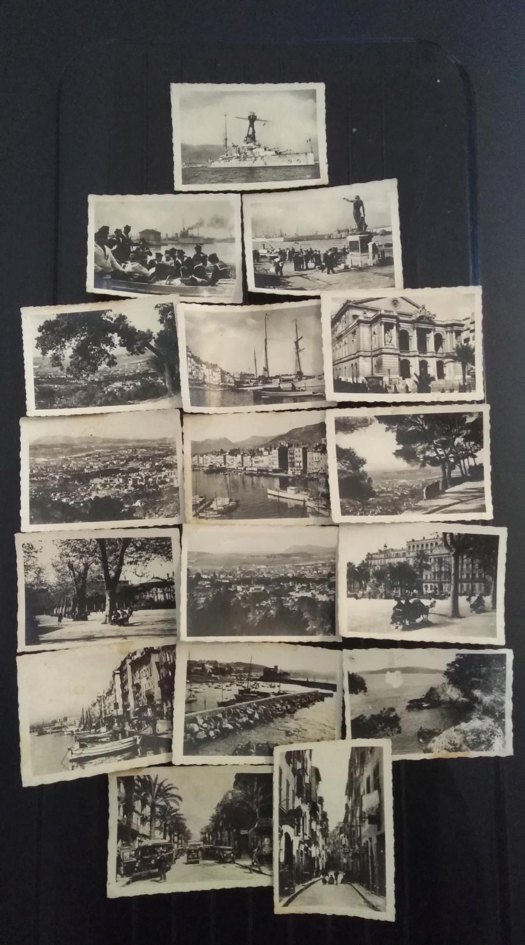 Lot de photos d'un marin à Toulon Img_1021