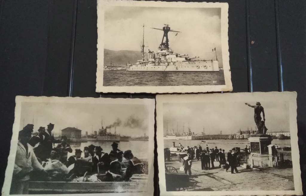 Lot de photos d'un marin à Toulon Img_1022