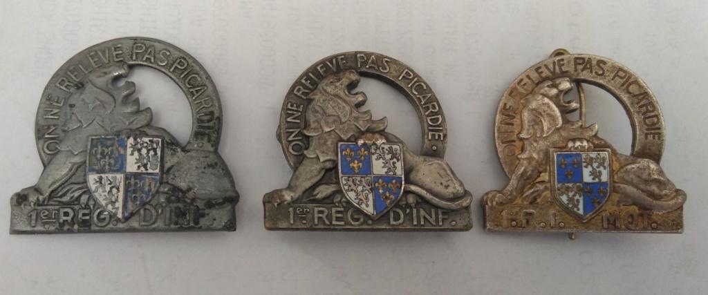 Insignes 1 régiment d'infanterie Img_1393