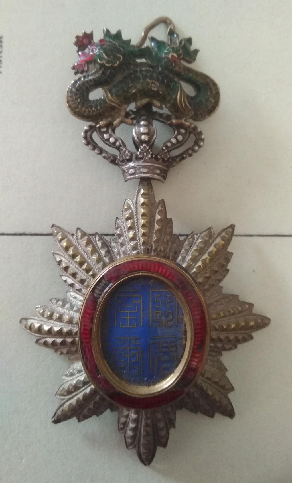Ordre du dragon d'Annam Img_1967