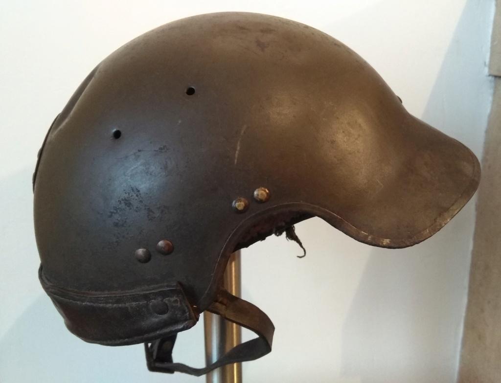 Petite rentrée casque et brassard Img_2519