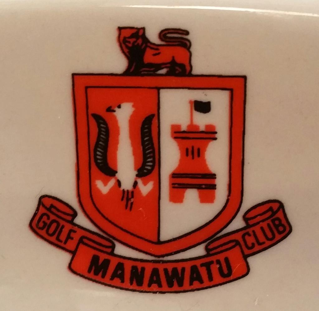 plate - Manawatu golf oval plate 20180931