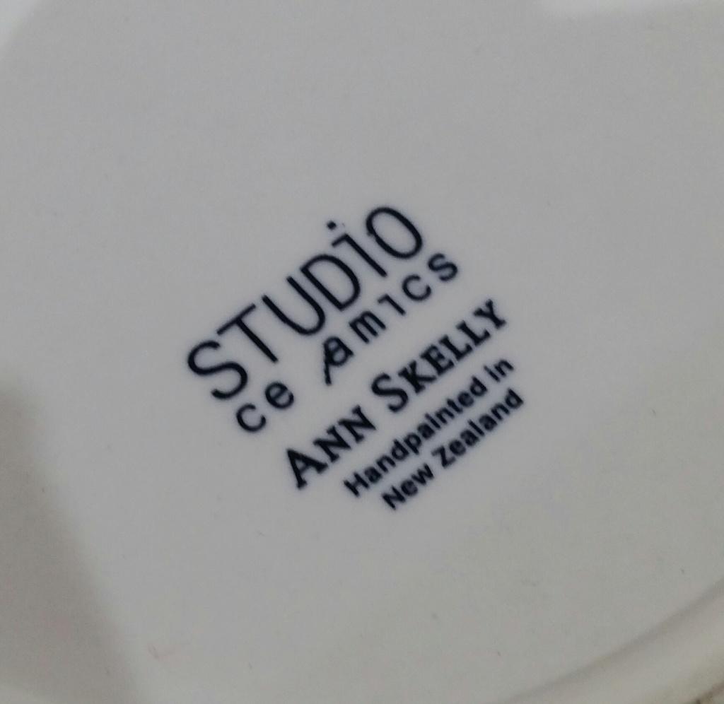 Studio Ceramics Ann Skelly for gallery 20181110